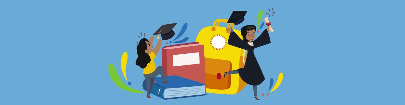 Formatura do ensino médio x graduação: conheça as diferenças