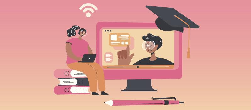 Por que utilizar uma plataforma digital de formatura?